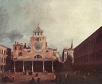 San Giacomo di Rialto, c.1726, canaletto