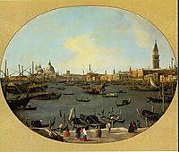 Venice Viewed from the San Giorgio Maggiore, canaletto
