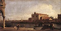 View of San Giovanni dei Battuti at Murano, c.1727, canaletto