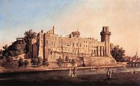 Warwick Castle, canaletto