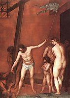 Descent into Limbo, c.1640, cano