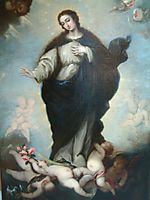 Immaculate Conception, c.1648, cano
