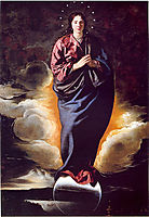 Inmaculate Conception, c.1619, cano