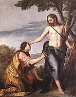 Noli Me Tangere, c.1640, cano