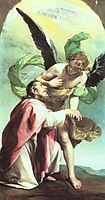 Saint John the Evangelist-s Vision of Jerusalem, 1635, cano
