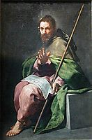 St. James the Greater, c.1635, cano