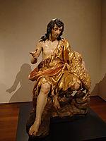 St. John the Baptist, 1634, cano