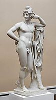 Paris, 1816, canova