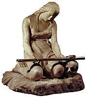 The Penitent Magdalene, 1796, canova