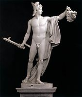 Perseus with the Head of Medusa, 1806, canova