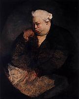 Portrait of Amadeo Svajer, 1790, canova