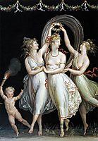The Three Graces Dancing, 1799, canova