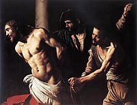 Christ at the Column, ~1607, caravaggio