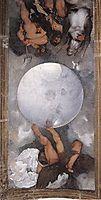 Jupiter, Neptune and Pluto, 1597-1600, caravaggio