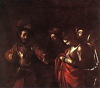 The Martyrdom of Saint Ursula, 1610, caravaggio
