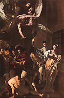 The Seven Works of Mercy, 1607, caravaggio