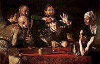 The tooth puller, 1607-1609, caravaggio