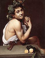Young Sick Bacchus, ~1593, caravaggio