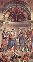 Presentation in the Temple, 1510, carpaccio