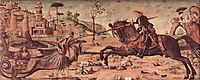 St. George Killing the Dragon, 1507, carpaccio