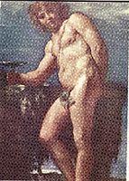 Bacchus, carracci