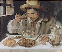 The Beaneater, 1590, carracci