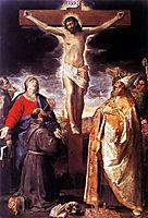 Crucifixion, 1583, carracci