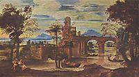 Römische Landschaft, c.1600, carracci