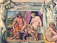 Venus and Anchises, carracci