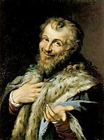 Democritus, carracciagostino