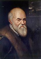 Italian scientist Ulisse Aldrovandi, carracciagostino