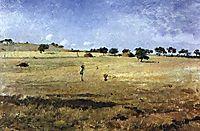 A Ceifa (Lumiar), 1884, carvalho