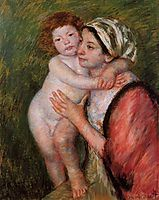 Mother and Child, 1914, cassatt