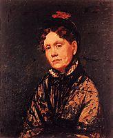 Mrs. Robert Simpson Cassatt, 1873, cassatt