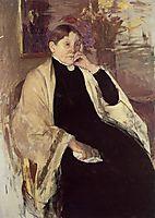 Mrs. Robert S. Cassatt, 1889, cassatt