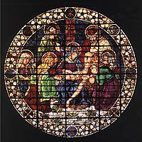 Deposition of Christ, c.1444, castagno