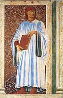 Giovanni Boccaccio, c.1450, castagno