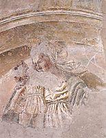 Madonna and Child, c.1450, castagno
