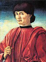 Portrait of a Gentleman, castagno