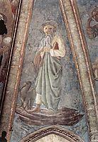 St. John the Evangelist, 1442, castagno