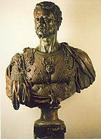 Bust of Cosimo I, cellini