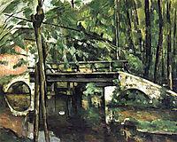 The Bridge of Maincy, 1879-1880, cezanne