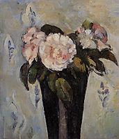 Dark Blue Vase, 1880, cezanne