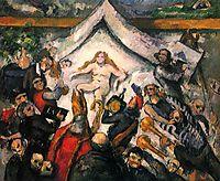 The Eternal Woman, 1877, cezanne