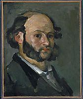 Portrait of Gustave Boyer, c.1871, cezanne