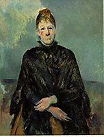 Portrait of Madame Cezanne, c.1887, cezanne