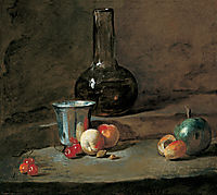 The Silver Goblet, c.1728, chardin