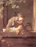 Soap Bubbles, 1735, chardin