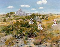 The Bayberry Bush, 1895, chase