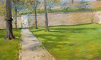 A Bit of Sunlight aka The Garden Wass, 1888, chase